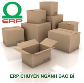 ERP chuyên ngành Bao Bì