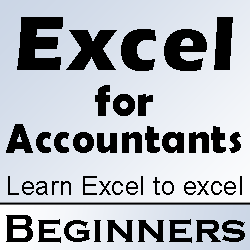 excel for accountants introduction1 Phần mềm kế toán miễn Phí bằng Excel
