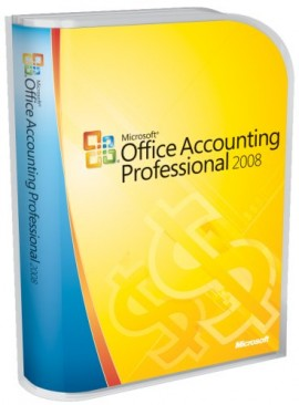 ms office accounting 2008