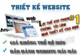 thiet ke website gia re tai tphcm